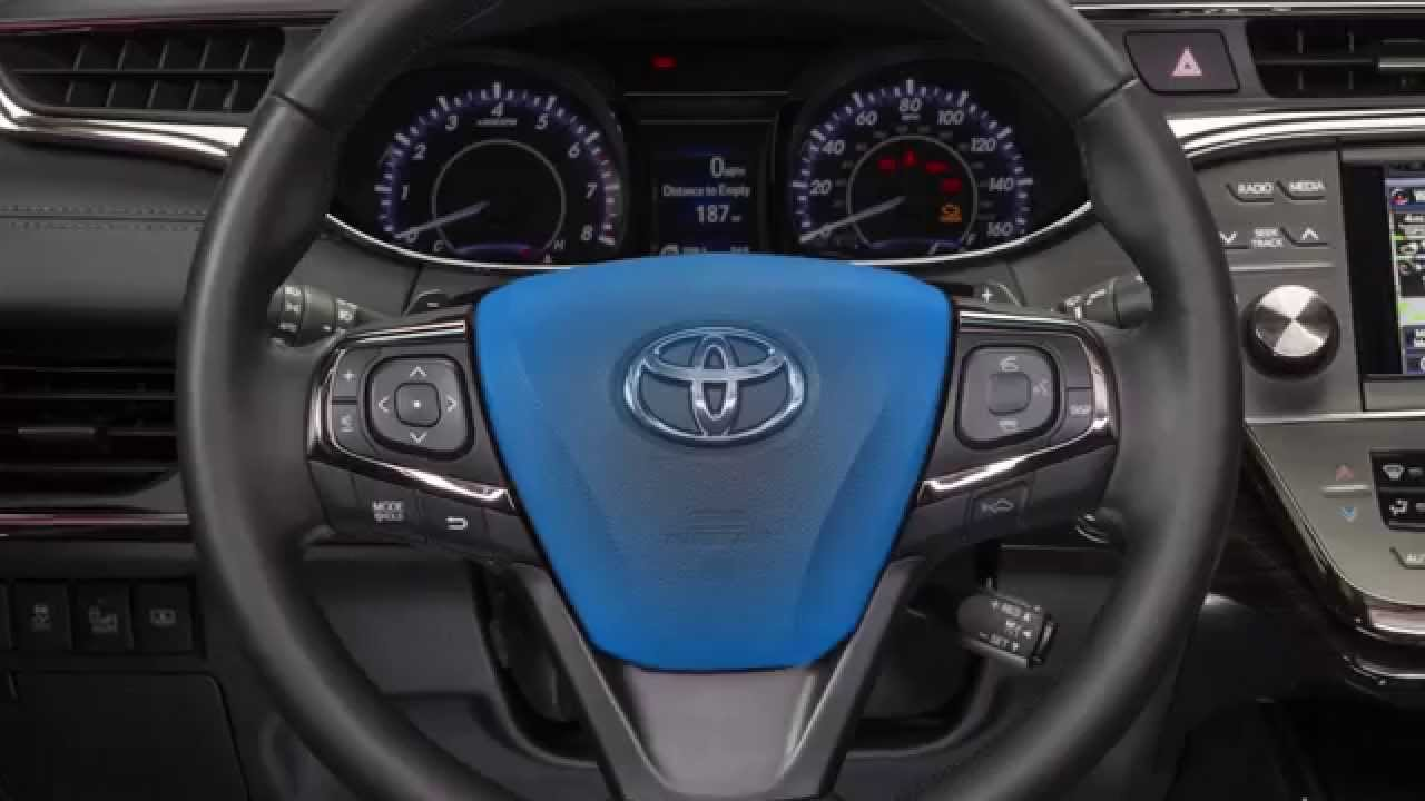 Know Your Toyota Convenience Tilt  Telescopic Steering Wheel