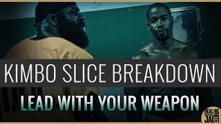 Kimbo Slice Breakdown - Lead With Your Weapon