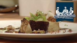 Michelin Star Chef Luke Tipping Creates A Venison Loin With Salt Baked Celeriac Recipe