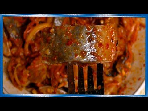 СЕЛЁДКА ПО КОРЕЙСКИ, Ароматная и острая, 생선을 요리하는 방법, Рецепт от Fishermandv27rus