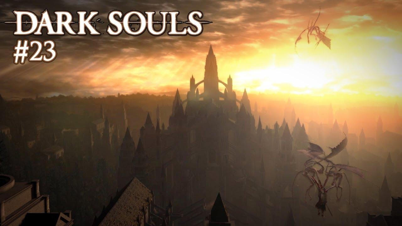 🔥 Endlich in Anor Londo - Dark Souls #23