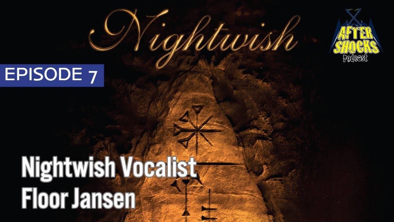 How Stepping On Stage With Nightwish Felt That 1st Time In Seattle - Nightwish Vocalist Floor Jansen