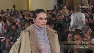 Y-PROJECT Paris Fashion Week Fall/Winter 2019