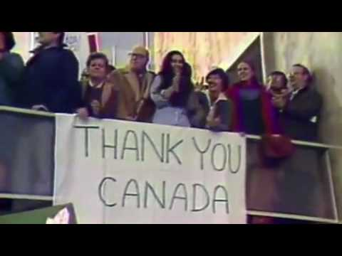Tom Brokaw Explains Canada To Americans