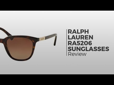 39b19b5fec6 Ralph by Ralph Lauren RA5206 Sunglasses