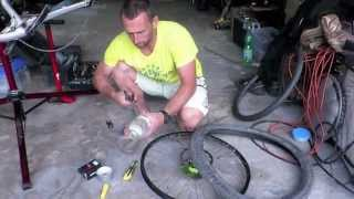 Porady MTB.pl - szybka naprawa uszkodzonej opony