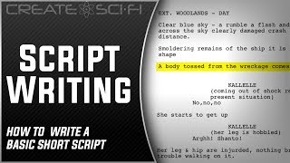 SCRIPT WRITING‬: HOW TO WRITE A MOVIE SCRIPT