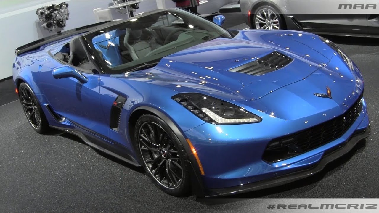 2015 chevy corvette z06 stingray convertible youtube. Black Bedroom Furniture Sets. Home Design Ideas