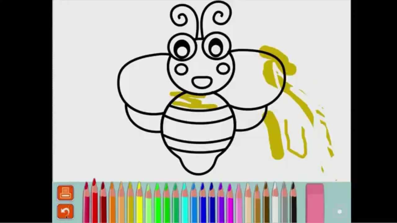 Bezplatne Kolorowanki Dla Dzieci Youtube