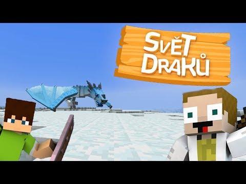 Boj s ledovými draky [Svět Draků] #30 w/ Gejmr