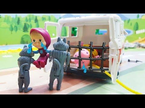Видео про игрушки компании - Невинная Маша! мультики для детей 2018 смотреть онлайн