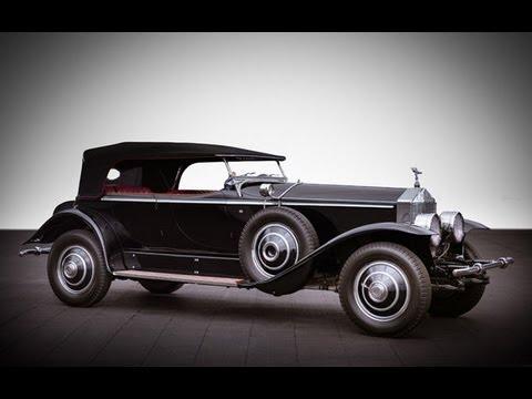 1929 RollsRoyce Phantom I Derby Speedster 1980000 SOLD  YouTube