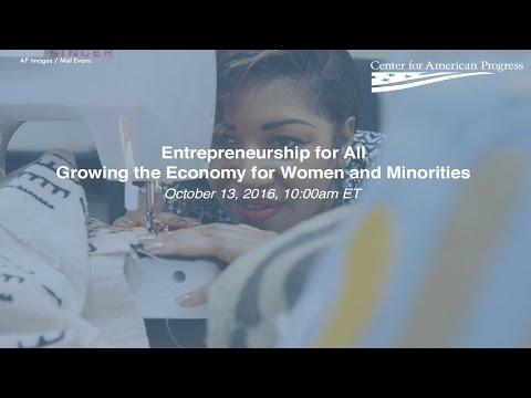 Entrepreneurship for All