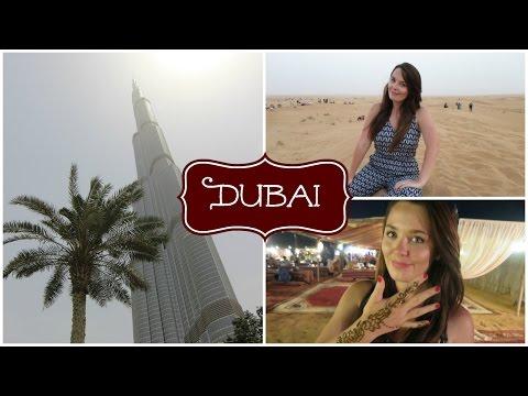 DESERT FEASTS in DUBAI | Yvette Barnett