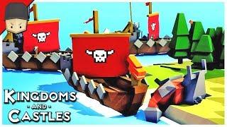 Kingdoms & Castles : Vikings, Ogres & Dragons! - Ep.02