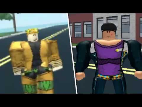 Jojo S Bizarre Roblox Adventure 2 Youtube