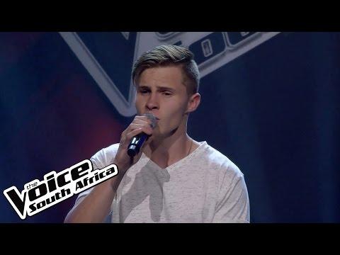 John James  Like I'm Gonna Lose You  Blind Audition  The Voice SA Season 2