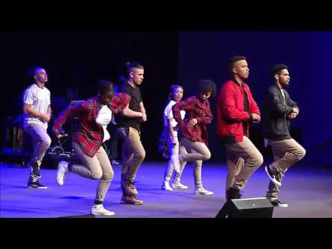 Eddie James // Elohim // Omega Dance Live at New Life Christian Fellowship