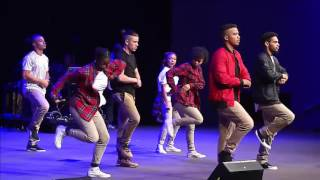 Eddie James // Elohim // Omega Dance Live at New Life Christian Fellowship