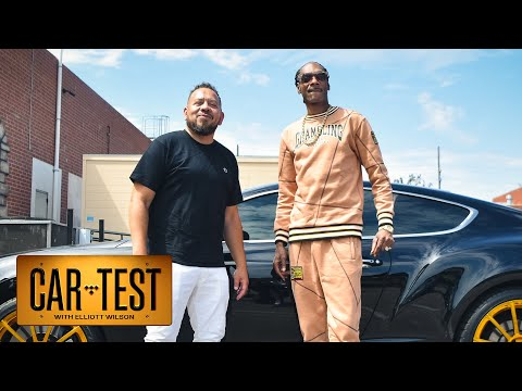 Dre - Snoop Dogg Car Test