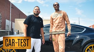 Car Test: Snoop Dogg