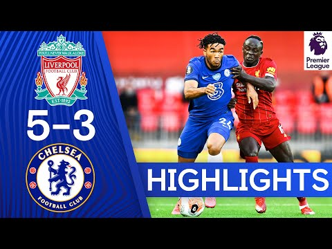 Liverpool Chelsea Goals And Highlights