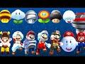 Super Mario Galaxy 2 - All Mario Power-Ups