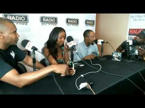 Nemesis interview on Baltimore Flava Radio