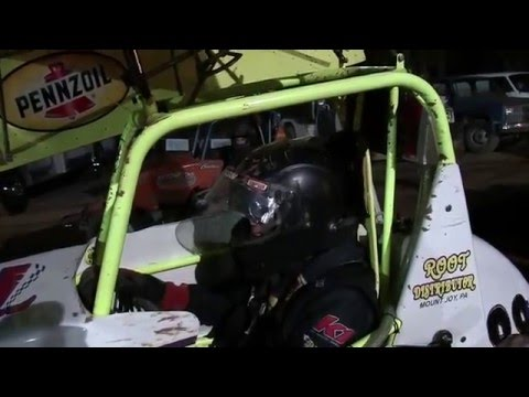 Linda's Speedway - The Little Track That Can