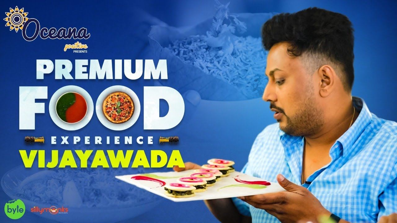 A new Food Experience in Vijayawada | Amma Biryani | Nalli Biryani | Street Byte | Silly Monks