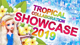 Dollightful presents: The 2019 Tropical Mega-Collaboration Showcase!