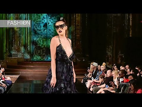 ALEXANDRA POPESCU - YORK Spring Summer 2019 NYFW by Art Hearts Fashion New York - Fashion Channel