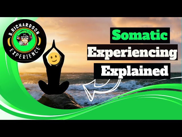 Somatic Experiencing for Positive Mental Health - Ilene Smith Interview