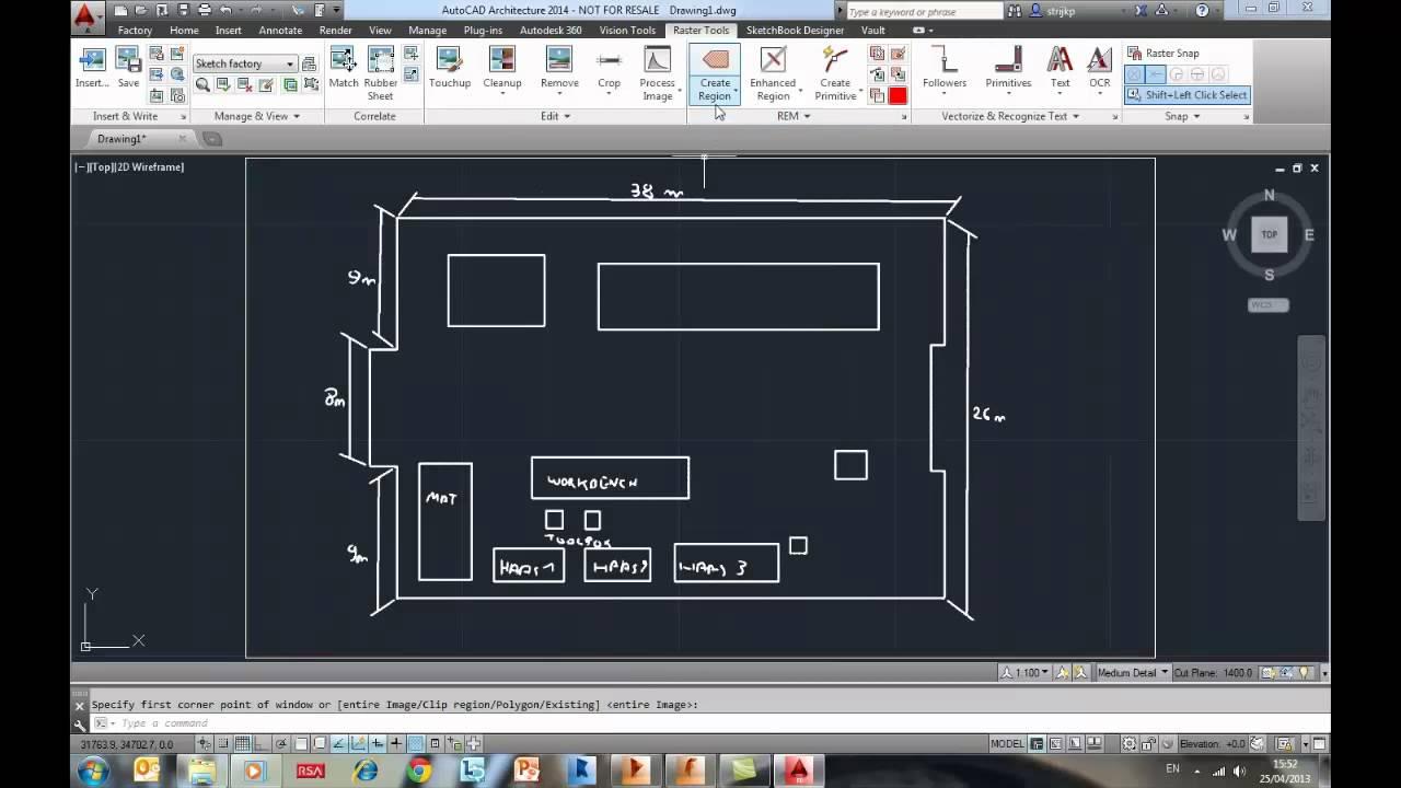 raster design and fds youtube. Black Bedroom Furniture Sets. Home Design Ideas