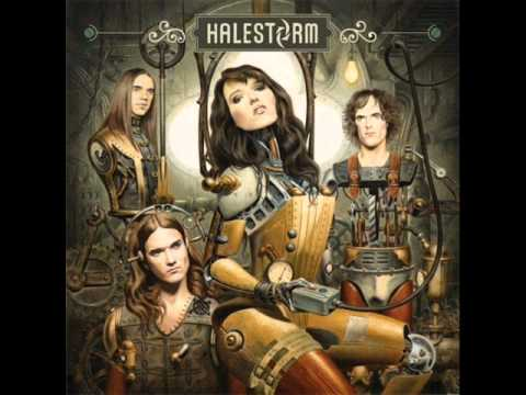 Halestorm - Bet You Wish You Had Me Back:歌詞+中文翻譯