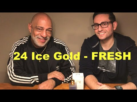 ScentStory 24 Ice Gold REVIEW with Redolessence + 10ml Decant GIVEAWAY (CLOSED)