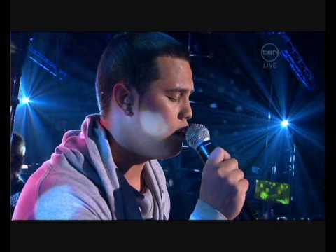 Stan Walker   Hallelujah   with Judges comments and BIO