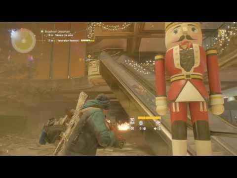 THE DIVISION:BROADWAY EMPORIUM PT2 THE DOCTOR IS A LESBIAN BOSS FIGHT