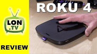 Roku 4 Review - A small improvement on a good product - Compared to Roku 3