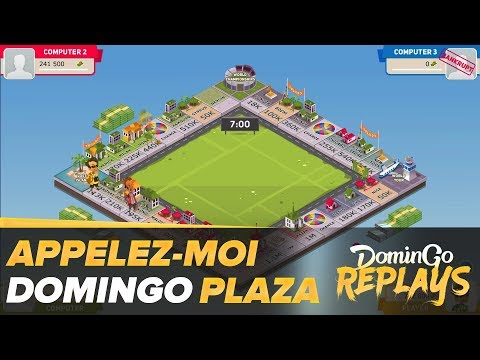 Appelez moi DominGo Plaza ! (Business Tour)