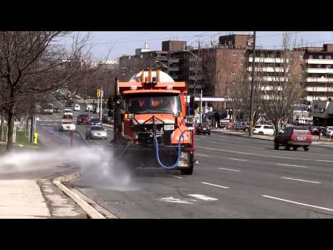 Public Works Road Maintenance