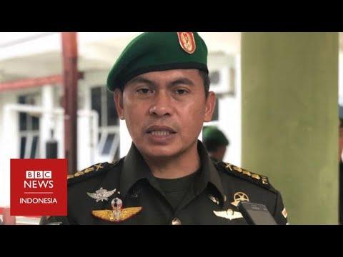 TNI bantah tembaki dan mengebom warga sipil di Papua