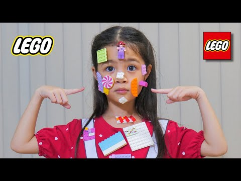 บริ้งค์ไบรท์   เด็กไม่ดีชอบแย่งของเล่น กลายเป็นมนุษย์เลโก้ตัวต่อ