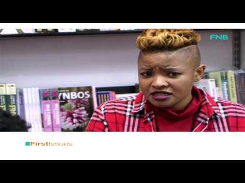 The Writer - Kagiso Madibana