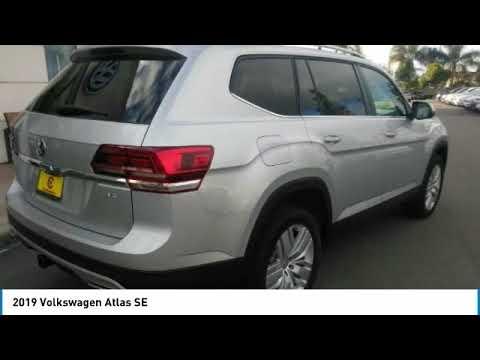 2019 Volkswagen Atlas 2019 Volkswagen Atlas SE FOR SALE in Bakersfield, CA V1339