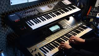 FOREVER IN LOVE (KENNY G) - Yamaha PSR S970