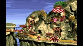 [TAS] Donkey Kong Country 101% in 41:18 by Tompa