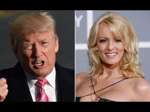 Trump Said Stormy Daniels Is Just Like His Daughter Ivanka