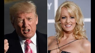 Trump Said Stormy Daniels Is Just Like His Daughter Ivanka