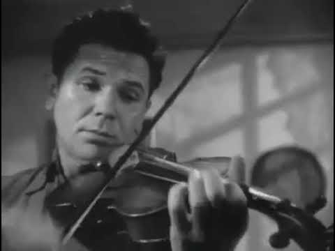 Isaac Stern 1947, playing in the film  Humoresque
